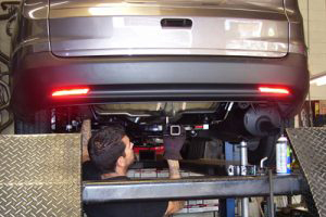 Auto Excellence Trailer - Hitch Welding and Installation